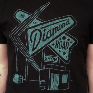 DIAMOND ROAD SHOW T-shirt